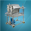 ty-100-500卧式板框过滤器/卧式过滤器机