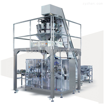 ZK-210G全自动水平给袋式包装机数袋计数专用包装机