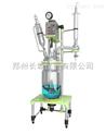 GR-10-10L双层玻璃反应釜(耐腐蚀高硼硅玻璃材质)