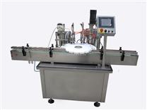 轉速可進行無級變頻調速眼藥水灌裝旋蓋機