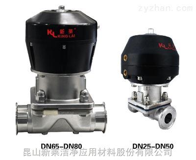 KDV-P360BioClean 无菌隔膜阀
