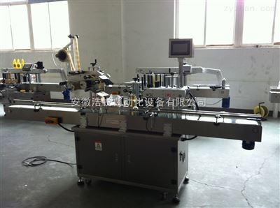 TM-2150TM-2150全自动双面圆瓶贴标机