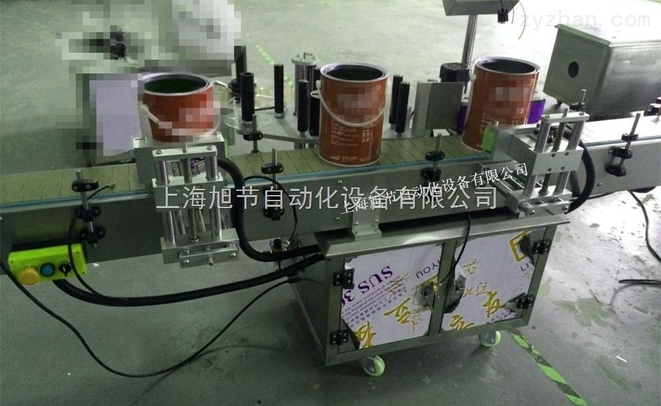 塑料油漆桶贴标机 非标准订制贴标机