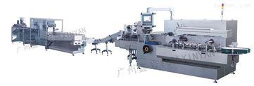 鑫岩全自动药品包装机  连续式药品装盒机