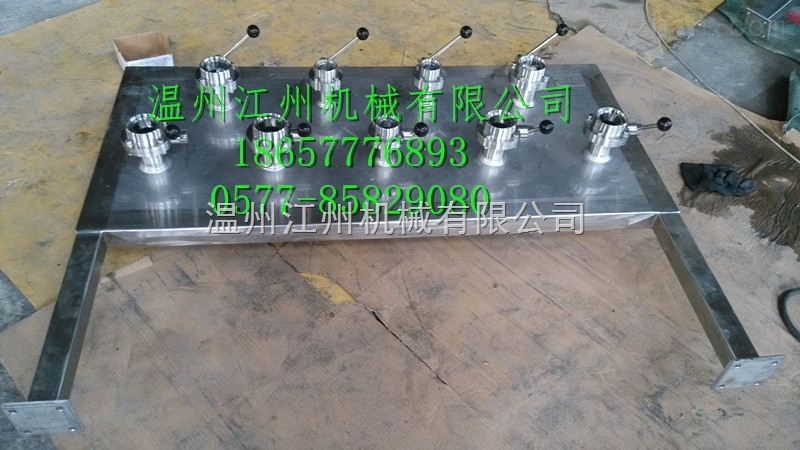供应不锈钢接管板