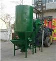 臺車式氣動攪拌機附不銹鋼桶