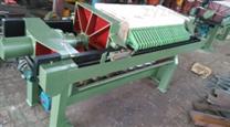 造纸污水压滤机
