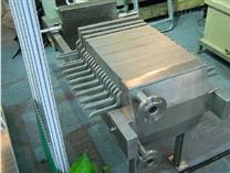 厂家直供 远程控制压滤机 实验室用小型不锈钢板框式压滤机