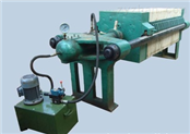 生活污水处理专用压滤机