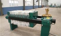 1500型自动保压压滤机