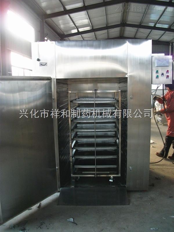 RXH-5-C热风循环烘箱 单门单车烘箱