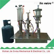 [合作] 经典半自动气雾剂灌装机械(cjxh-800)