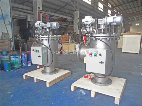 焦化厂循环水过滤器上海