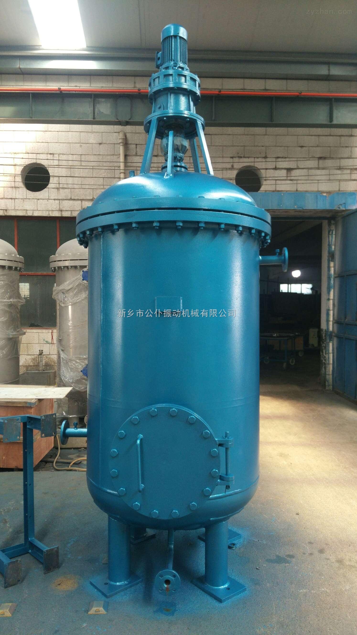 江苏《自动》循环水旁滤器项目应用