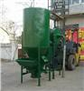 台车式气动搅拌机附不锈钢桶